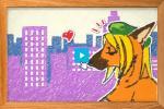<3 alt-b-shephelie anthro blonde_hair bra city clothing eyes_closed female fur hair hat kazuhiro kemono orange_fur outside portrait solo underwear  Rating: Safe Score: 1 User: SkokiaanFox Date: August 05, 2015