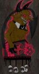 "anthro caprine city creepy demon ear_piercing facial_piercing glowing group inverted_pentagram male mammal multiple_piercings nose_piercing pentacle piercing satan sheep solo_focus vonder vonderdevil  Rating: Questionable Score: 2 User: Vonder Date: March 05, 2012"""