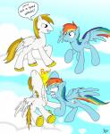 2011 angry blonde_hair comic cutie_mark dialogue duo equine feathered_wings feathers female feral friendship_is_magic hair horse male mammal multicolored_hair my_little_pony pegasus pony punch rainbow_dash_(mlp) rainbow_hair sandwich-anomaly violence wingsRating: SafeScore: 0User: Nicklo6649Date: April 23, 2018