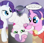 blue_eyes cub daughter english_text equine female feral friendship_is_magic fur green_eyes group hair horn loli lying mammal mother mother_and_daughter multicolored_hair my_little_pony ohohokapi parent pearl_(mlp) penetration pink_fur pink_hair purple_hair pussy rarity_(mlp) sibling sisters sweetie_belle_(mlp) text two_tone_hair unicorn vaginal vaginal_insertion vaginal_penetration white_fur young  Rating: Explicit Score: 11 User: Granberia Date: June 03, 2013