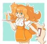 "canine cute dog female fur hair kemono mammal orange_fur orange_hair solo youngきん  Rating: Safe Score: 0 User: KemonoLover96 Date: July 07, 2015"""
