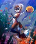 anthro arylon_lovire bubble canine featureless_crotch fish fox fur hair looking_at_viewer male mammal marine narico nude procyonid raccoon solo striped_tail stripes underwater waterRating: SafeScore: 11User: Cat-in-FlightDate: July 12, 2018
