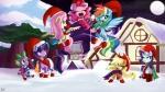 applejack_(mlp) dragon earth_pony equine female feral fluttershy_(mlp) friendship_is_magic group horn horse mammal moon my_little_pony pegasus pinkie_pie_(mlp) pony rainbow_dash_(mlp) rarity_(mlp) reikomuffin scalie spike_(mlp) twilight_sparkle_(mlp) unicorn wings  Rating: Safe Score: 16 User: masterwave Date: January 02, 2013