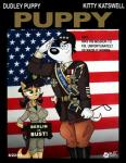2011 anthro canine cat clothing dog dudley_puppy duo english_text feline female flag fur green_eyes kitty_katswell male mammal medal military orange_fur stars_and_stripes t.u.f.f._puppy text uniform united_states_of_america white_fur wolfjedisamuel   Rating: Safe  Score: 8  User: Lividus  Date: May 26, 2014