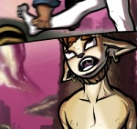 2014 anthro asphyxiation canine choking comic death ear_piercing facial_piercing fennec fox hanging lagomorph male mammal piercing sadism snuff vonboche   Rating: Explicit  Score: 0  User: VonBoche  Date: December 14, 2014