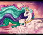 2015 cloudscape crown equine feathered_wings feathers female feral friendship_is_magic fur hair hi_res horn jewelry lanteria mammal multicolored_hair my_little_pony necklace princess_celestia_(mlp) purple_eyes royalty sky solo star white_feathers white_fur winged_unicorn wings  Rating: Safe Score: 5 User: ConsciousDonkey Date: January 12, 2016