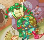 alcohol anthro balls beverage blazingcheecks brothers cum cumshot duo food incest male male/male michelangelo_(tmnt) oral orgasm penis pizza raphael_(tmnt) reptile scalie sibling smoking sofa teenage_mutant_ninja_turtles turtle   Rating: Explicit  Score: 6  User: Pokelova  Date: February 15, 2015