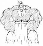 al anthro avian barazoku bird black_and_white hawlucha looking_at_viewer male mexican monochrome muscular nintendo pokémon pokémon_(species) pose simple_background solo towel video_games white_backgroundRating: SafeScore: 0User: augustusIDate: March 31, 2018