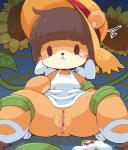 anthro bear blush brown_fur brown_hair crepix female fur hair kemono mammal open_mouth penetration pussy solo tentacle_sex tentacles young   Rating: Explicit  Score: 3  User: KemonoLover96  Date: April 29, 2015