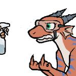 angels_with_scaly_wings angry animated anna_(awsw) dragon eyewear female goggles horn human humor kazerad mammal middle_finger reaction_image scalie solo spray_bottle unseen_characterRating: SafeScore: 98User: MacDaddyofHeimlichDate: January 12, 2018