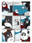 bear bully comic garret husky92 mammal panda rain-yatsu seattle_fur yellow_eyes   Rating: Safe  Score: 0  User: rix_traier  Date: April 16, 2014