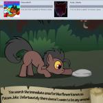 bitterplaguerat earth_pony equine forest horse loki_(bitterplaguerat) mammal mushroom my_little_pony pony solo stone text tree yellow_eyesRating: SafeScore: 0User: Aryanne_HooflerDate: April 24, 2017