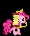 alpha_channel animated desktop_ponies equine female feral friendship_is_magic fur horse my_little_pony one_pony_band pink_fur pinkie_pie_(mlp) plain_background pony solo sprite transparent_background unknown_artist   Rating: Safe  Score: 5  User: Señor_Ratman  Date: August 02, 2011