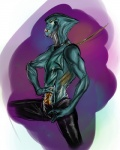 alien arthropod bdsm cum cum_on_stomach eyewear fan_character glasses helaviskrew insect male mass_effect masturbation penis prothean solo tall video_games wings  Rating: Explicit Score: 0 User: HelavisKrew Date: September 15, 2015