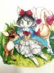 anthro apple cervine clothing dress female feral food fruit lagomorph magiace mammal rabbit smile snow_(yu-gi-oh) snow_white yu-gi-ohRating: SafeScore: 0User: LoupMouneDate: May 23, 2018