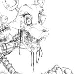 2014 animatronic anthro canine creepy female five_nights_at_freddy's five_nights_at_freddy's_2 fox machine mammal mangle_(fnaf) mechanical robot soina solo   Rating: Questionable  Score: 2  User: Robinebra  Date: December 13, 2014