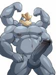 abs anthro areola balls barazoku biceps big_balls big_penis black_eyes body_hair chest_hair erection flexing hair hairy_body humanoid_penis long_penis looking_down machamp maldu male manly muscular navel nintendo nipples nude pecs penis pokémon pokémon_(species) sharp_teeth smile solo standing stomach_hair teeth thick_penis thick_thighs triceps video_gamesRating: ExplicitScore: 21User: DatDAMNDergDate: April 07, 2018