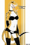 2013 anthro bra breasts cleavage clothed clothing fangs female forked_tongue garter_belt garter_straps grey_background legwear lingerie long_tongue looking_at_viewer navel nnecgrau panties piercing reptile scales scalie simple_background small_breasts snake solo spanish_text stockings text tongue tongue_out translated underwear yellow_body yellow_eyes yellow_scales yellow_skinRating: QuestionableScore: 71User: ryaniDate: April 13, 2013