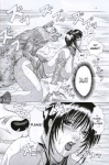 bestiality big_breasts breasts canine comic cunnilingus doujinshi female feral greyscale human human_on_feral interspecies ken_jyuu male male/female mammal monochrome ninja oral samurai sex spirits vaginal warrior wolf  Rating: Explicit Score: 2 User: kaleemmcintyre Date: September 27, 2011