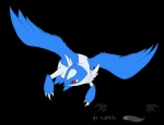 2014 alpha_channel ambiguous_gender avian blue_fur claws feathers feral flying fur latios nintendo plain_background pokémon red_eyes solo transparent_background vibrantechoes video_games wings   Rating: Safe  Score: 2  User: Blackphantom770  Date: April 29, 2014