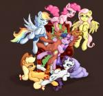 2015 animal_genitalia applejack_(mlp) balls blonde_hair blue_eyes blue_feathers blue_fur cutie_mark dickgirl dickgirl/dickgirl dickgirl/female earth_pony equine erection eyeshadow fan_character feathered_wings feathers female feral fluttershy_(mlp) flying freckles friendship_is_magic fur glowing green_eyes green_hair grin group group_sex hair hat hi_res hoofjob hooves horn horse horsecock intersex intersex/female intersex/intersex long_hair lying magic makeup mammal multicolored_hair my_little_pony on_back one_eye_closed open_mouth orange_fur pegasus penetration penis pink_fur pink_hair pinkie_pie_(mlp) pony purple_eyes purple_fur purple_hair pussy rainbow_dash_(mlp) rainbow_fur rainbow_hair rarity_(mlp) sapsan sex simple_background sitting smile teats twilight_sparkle_(mlp) two_tone_hair unicorn vaginal vaginal_penetration vein white_fur winged_unicorn wingjob wings yellow_fur  Rating: Explicit Score: 6 User: lemongrab Date: October 23, 2015