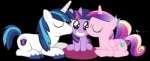 2014 alpha_channel blue_hair cute cutie_mark dm29 equine eyes_closed female feral friendship_is_magic fur group hair horn kissing male mammal multicolored_hair my_little_pony pink_fur princess_cadance_(mlp) purple_eyes purple_fur purple_hair shining_armor_(mlp) simple_background smile teeth transparent_background twilight_sparkle_(mlp) unicorn white_fur winged_unicorn wings  Rating: Safe Score: 12 User: Robinebra Date: August 04, 2014
