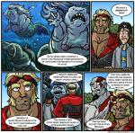 beanie blonde_hair blue_eyes blue_hair body_hair brown_hair chest_hair coelasquid comic commander_badass english_text eyewear female god_of_war goggles group hair hat human jared_kowalski kratos male mammal manly_guys_doing_manly_things marine mermaid text   Rating: Safe  Score: 3  User: Juni221  Date: September 14, 2014