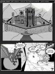 bluebean comic garden_of_eden hi_res monochrome nintendo pokémon slurpuff video_games whimsicott