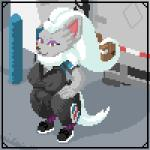 2017 animated anthro anthrofied belly belly_jiggle big_breasts biped black_nose blinking border bouncing_breasts box breasts brown_eyes cardboard_box cheek_tuft cinccino clothed clothing digital_media_(artwork) eyelashes female fluffy fluffy_tail footwear front_view fully_clothed fur giik grey_fur hair half-closed_eyes hand_on_hip holding_object humanoid_hands icon inside legwear long_air long_tail loop low_res mammal multicolored_fur neck_tuft nintendo nipple_bulge overweight overweight_female pants pixel_(artwork) pixel_animation pokémon pokémorph pouf_hair prehensile_hair rodent shirt shoes short_stack smile socks solo standing thick_thighs tuft two_tone_fur uniform video_games white_fur white_hair white_tail wide_hipsRating: QuestionableScore: 12User: facelessmessDate: September 14, 2017