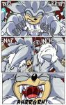 anthro comic keanon_woods male silver_the_hedgehog sonic_(series) transformation werehog   Rating: Safe  Score: 0  User: TheCommenter2  Date: April 05, 2014