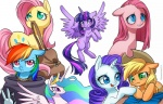 angel_(mlp) applejack_(mlp) blonde_hair blue_eyes cauldron crown crying earth_pony equine female feral fluttershy_(mlp) friendship_is_magic fur green_eyes group hair hat horn horse mammal multicolored_hair my_little_pony pegasus pink_hair pinkamena_(mlp) pinkie_pie_(mlp) pony princess princess_celestia_(mlp) purple_eyes purple_fur purple_hair racoon-kun rainbow_dash_(mlp) rarity_(mlp) royalty tears twilight_sparkle_(mlp) unicorn winged_unicorn wings  Rating: Safe Score: 13 User: slyroon Date: April 14, 2013