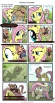 2012 angel blue_eyes brown_fur clothing comic crying demon dialogue donkey english_text equine fangs female feral fluttershy_(mlp) friendship_is_magic fur glancojusticar green_eyes hair halo horn hose iron_will_(mlp) mammal my_little_pony pegasus pink_hair poster robe tears text water white_hair wings yellow_fur  Rating: Safe Score: 10 User: 2DUK Date: December 24, 2012""