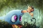 2014 applejack_(mlp) blonde_hair blue_fur cowboy_hat duo earth_pony equine female friendship_is_magic fur green_eyes hair hat horse long_hair mammal micro multicolored_hair my_little_pony one_eye_closed orange_fur outside pegasus pony ponythroat rainbow_dash_(mlp) rainbow_hair saliva vore wings  Rating: Safe Score: 16 User: lemongrab Date: December 12, 2014