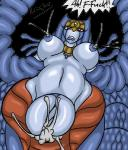 ! 2012 alpha_channel anthro big_breasts big_nipples blue_scales breasts canastus cum cum_in_pussy cum_inside cum_on_penis deity dialogue english_text gorgon hair herm huge_breasts intersex jewelry lactating lamia long_hair milk monster monster_girl multi_penis navel necklace nipples open_mouth penis purple_scales red_scales reptile scales scalie self_fuck sex sharp_teeth simple_background sketch smile snake solo teeth text tiara tongue tongue_out transparent_background vennominaga_the_deity_of_poisonous_snakes yu-gi-oh  Rating: Explicit Score: -2 User: GameManiac Date: August 04, 2015