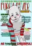 anthro bear blue_eyes blush breasts christmas clothed clothing cub english_text female half-dressed holidays loli magazine magazine_cover mammal nipples panties polar_bear smile solo sweater text thevictor topless underwear young   Rating: Questionable  Score: 5  User: AbominableToaster  Date: December 16, 2014
