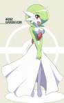 blush breasts female gardevoir looking_at_viewer nintendo open_mouth pokémon red_eyes solo southern-panda video_games  Rating: Safe Score: 10 User: Juni221 Date: July 23, 2015