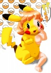 blush breasts edmol female mammal markings nintendo pikachu pokéball pokémon rodent transformation video_games   Rating: Questionable  Score: 1  User: TheDigiFurFan  Date: March 22, 2014