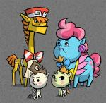 2013 apron awilddrawfagappears baby blue_fur bow_tie brown_hair cutie_mark diaper ear_piercing equine female feral freckles friendship_is_magic fur group hair hat horn male mammal mr_cake_(mlp) mrs_cake_(mlp) my_little_pony nintendo orange_hair pegasus piercing pink_hair pound_cake_(mlp) pumpkin_cake_(mlp) style_parody the_legend_of_zelda unicorn video_games wind_waker wings yellow_fur young  Rating: Safe Score: 7 User: anthroking Date: February 07, 2014