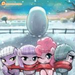 christmas cub earth_pony equine female feral friendship_is_magic group hearth's_warming_eve holder's_boulder holidays horse limestone_pie_(mlp) lumineko mammal marble_pie_(mlp) maud_pie_(mlp) my_little_pony pinkie_pie_(mlp) pony young  Rating: Safe Score: 14 User: lumineko Date: November 30, 2015
