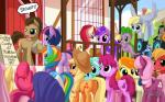 2015 applejack_(mlp) berry_punch_(mlp) big_macintosh_(mlp) bonbon_(mlp) carrot_top_(mlp) cheerilee_(mlp) derpy_hooves_(mlp) dr_whooves_(mlp) dragon earth_pony equine female feral fluttershy_(mlp) friendship_is_magic group horn horse lily_(mlp) lyra_heartstrings_(mlp) male mammal my_little_pony mysticalpha octavia_(mlp) pegasus pinkie_pie_(mlp) pony rainbow_dash_(mlp) rarity_(mlp) rose_(mlp) spike_(mlp) twilight_sparkle_(mlp) unicorn vinyl_scratch_(mlp) wings  Rating: Safe Score: 13 User: Robinebra Date: June 14, 2015""