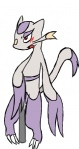 bargglesnatch-x1 blush female feral masturbation mienshao nintendo pokémon pole pussy red_eyes solo video_games   Rating: Explicit  Score: 5  User: MrGaoth  Date: July 29, 2013