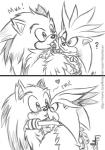 2008 <3 ? blush fakerface fuzzy kissing licking male male/male monochrome silver_the_hedgehog sonic_(series) sonic_the_hedgehog tongue tongue_out  Rating: Safe Score: 0 User: Untamed Date: August 30, 2015