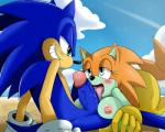 areola blue_eyes breasts duo fellatio female glans green_eyes hedgehog male merna_the_merhog nipples oral oral_sex penis precum sega sex sonic_(series) sonic_the_hedgehog sssonic2 straight teeth thick_penis   Rating: Explicit  Score: 18  User: darknessRising  Date: September 18, 2013
