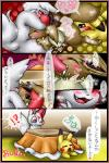 ! ? anal blush box_xod comic cum cum_in_mouth cum_inside cute eevee fellatio gay japanese_text male nintendo oral oral_sex penis pikachu pokémon rimming sex surprise text translated video_games zangoose   Rating: Explicit  Score: 8  User: slyroon  Date: March 09, 2014
