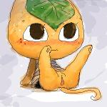 animal_crossing anthro big_eyes blush bottomless bronzecatworld brown_eyes butt cat clothed clothing cute feline female fur half-dressed leaf low_res mammal nintendo orange_fur pawpads paws plain_background pussy sitting solo spread_legs spreading striped_shirt striped_topwear sweat tangy_(animal_crossing) video_games   Rating: Explicit  Score: 6  User: atatat  Date: May 21, 2015