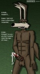 2012 abs anthro balls biceps brown_fur canine cartoon coyote cum dialogue english_text erection fur loonatics_unleashed looney_tunes male mammal masturbation muscles nude open_mouth orgasm paws pecs penis solo standing tech_e_coyote text thizorac tongue warner_brothers   Rating: Explicit  Score: 1  User: Ralph-E-Coyote  Date: December 28, 2012