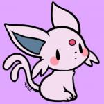 ambiguous_gender cub cute eeveelution espeon feral huiro nintendo pokémon solo video_games young  Rating: Safe Score: 10 User: JGG3 Date: June 26, 2015