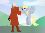 command_and_conquer crossover cutie_mark derpy_hooves_(mlp) duo equine female feral food friendship_is_magic horse human male mammal muffin my_little_pony pegasus pony psychroculus video_games wings yuri_(command_and_conquer)   Rating: Questionable  Score: 5  User: misspriss  Date: February 13, 2012