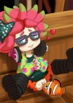 "annie_(splatoon) bestiality clownfish cunnilingus duo female feral fish gfd interspecies marine moe_(splatoon) nintendo oral pussy sea_anemone sex splatoon vaginal video_games  Rating: Explicit Score: 10 User: SixthSun Date: February 02, 2015"""