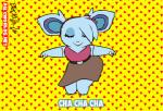 animated anthro aquabunny beach bigger_version_at_the_source cheesecake clothing dancing dessert dress english_text fangs female food legwear lips nidorina nini nintendo one_eye_closed pokémon seaside smile stockings text video_games what wink  Rating: Safe Score: 25 User: ROTHY Date: July 31, 2015
